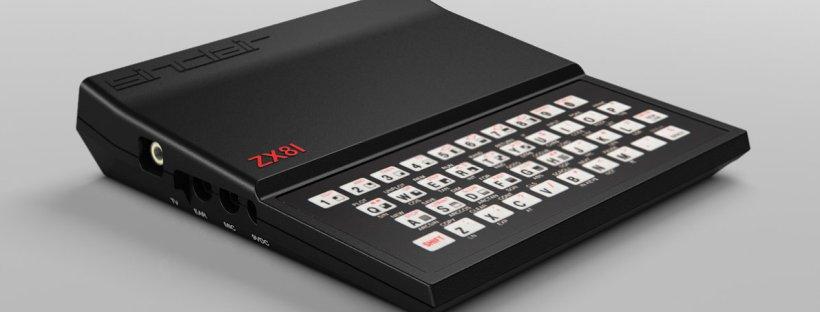 ZX81, Yesterday.