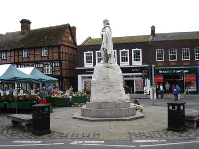 Wantage_Market_Place