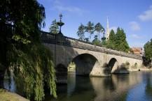 Wallingfordriver bridge